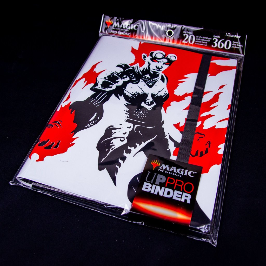Album na karty UP PRO Binder Chandra 9 pocket (Magic: The Gathering)