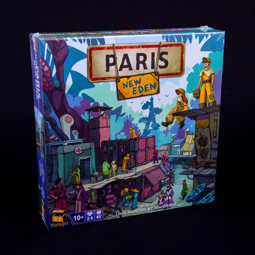 Paris: New Eden - EN (Matagot)