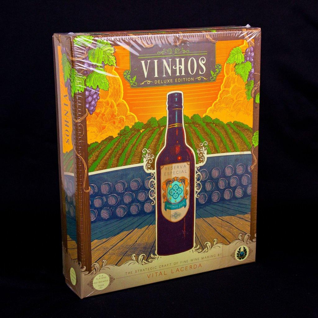 Vinhos Deluxe: Limited Edition EN (Eagle Gryphon)