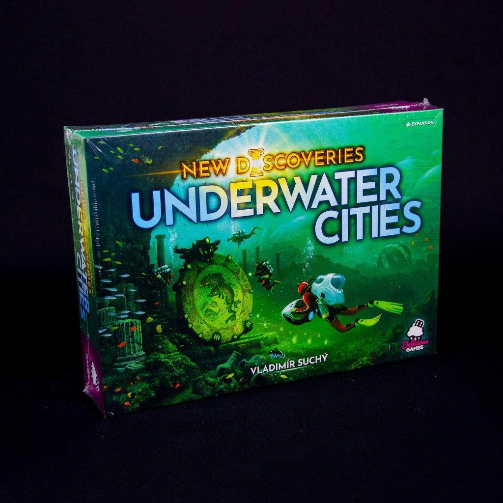 Podmořská města: Nové objevy (Mindok)