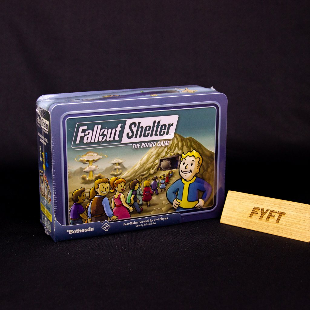 Fallout Shelter: The Board Game - EN (FFG)