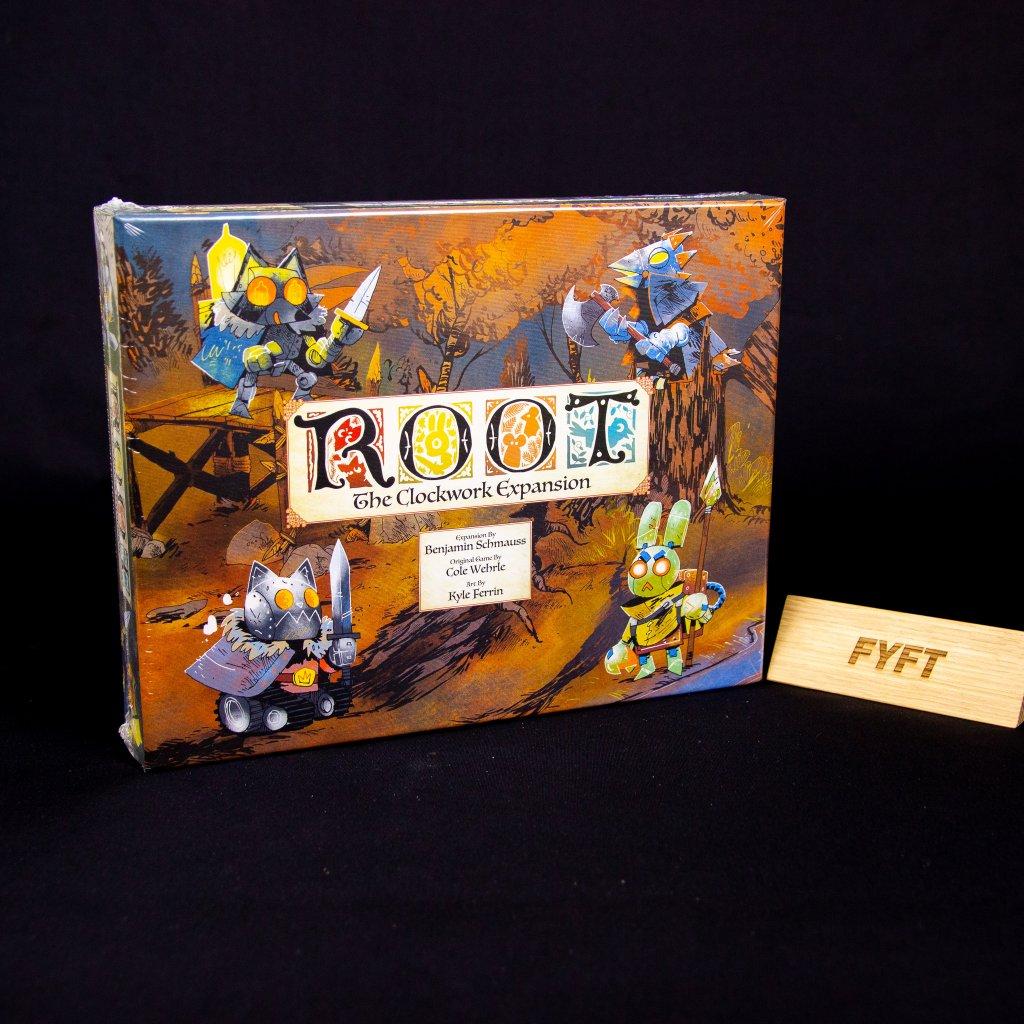Root: The Clockwork Expansion - EN (Leder Games)