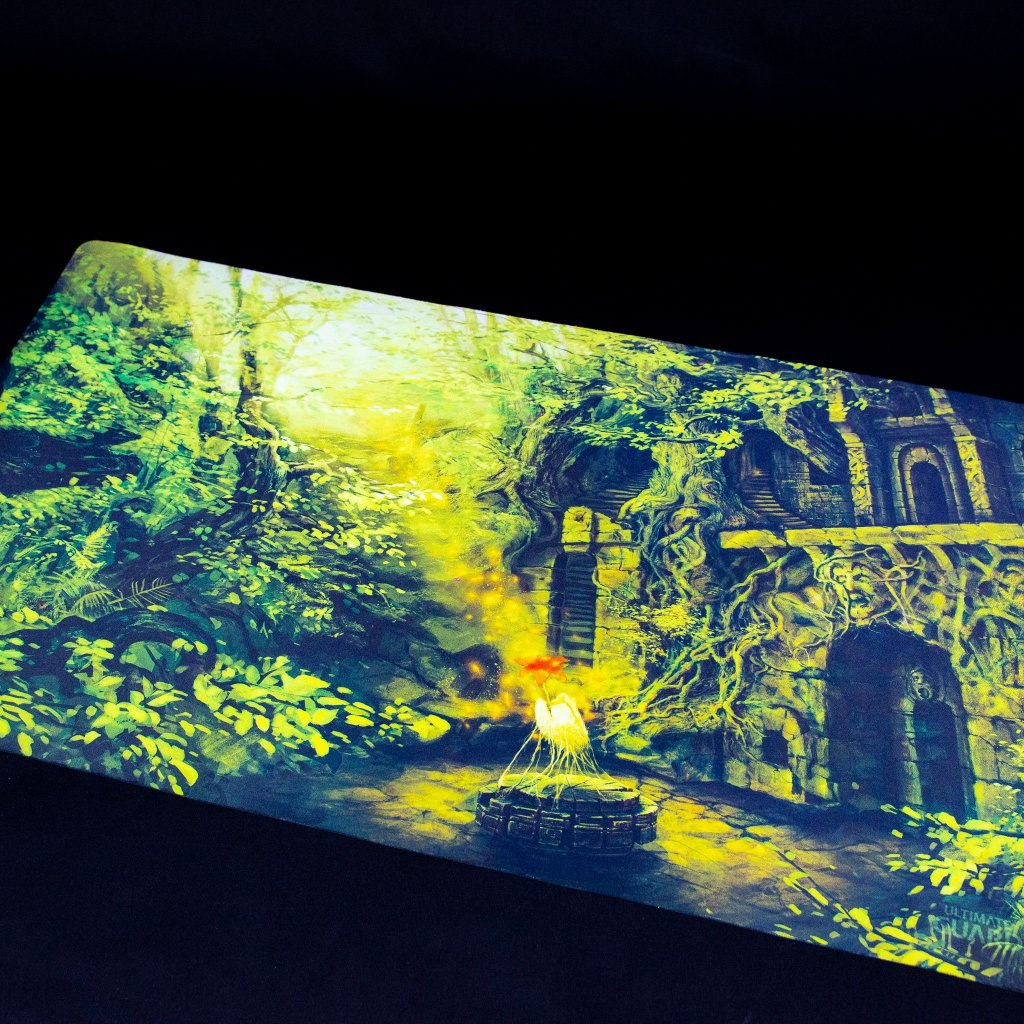 Herní podložka - Playmat: Lands Edition II 61 x 35 cm (Ultimate Guard)