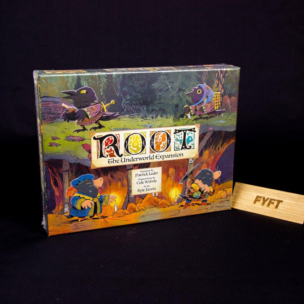 Root: The Underworld Expansion - EN (Leder Games)