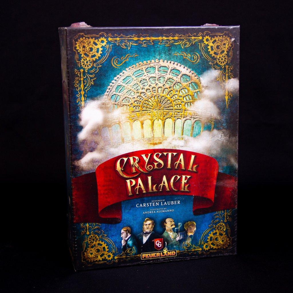 Crystal Palace - EN (Feuerland Spiele)