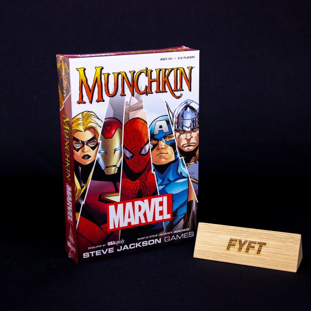 Munchkin: Marvel - EN (USAopoly)