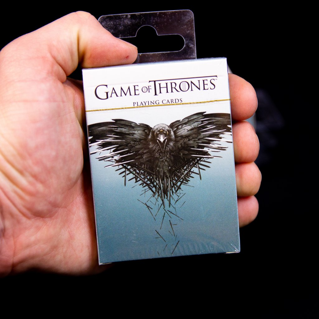 Game of Thrones Playing Cards 2nd Ed. (HBO & Dark Horse)