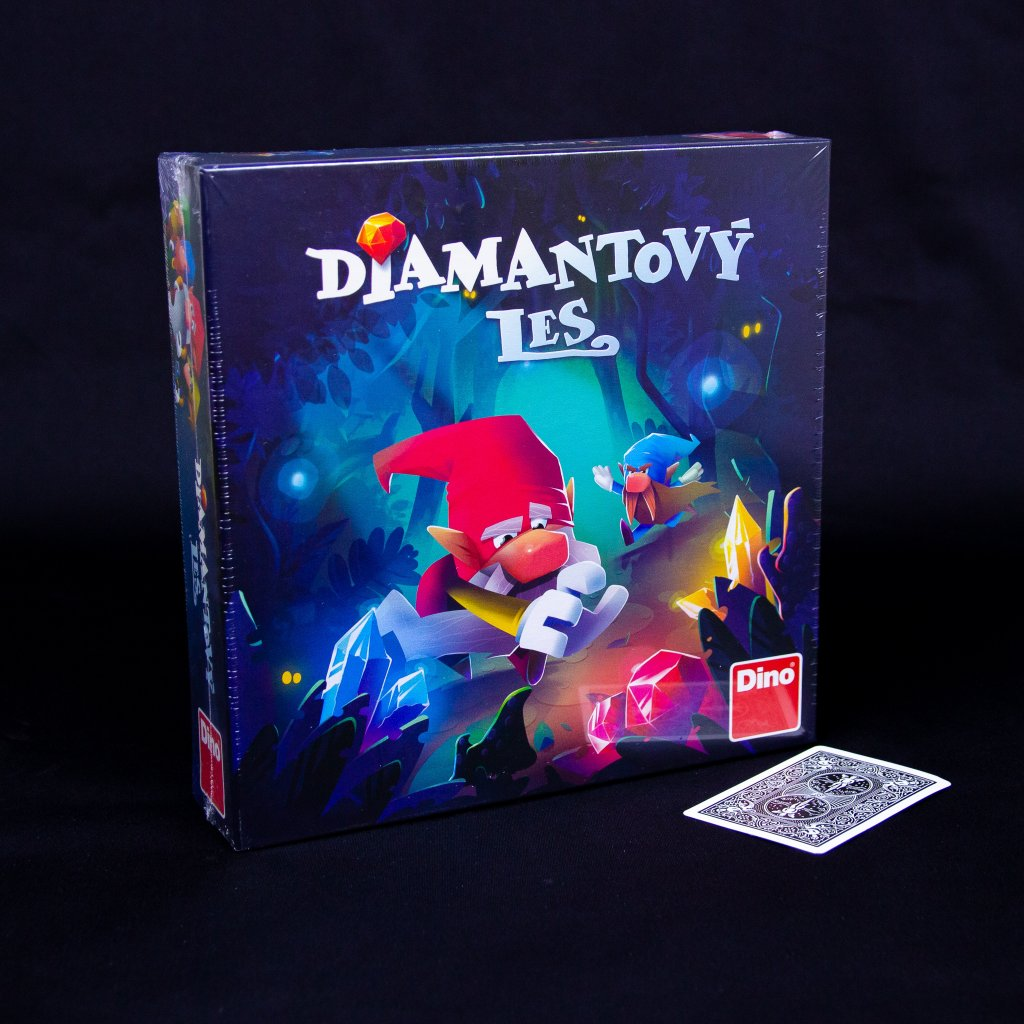 Diamantový les (Dino Toys)