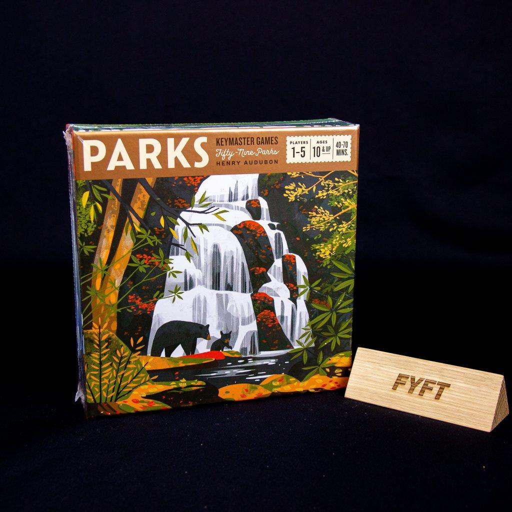 Parks - EN (Keymaster Games)