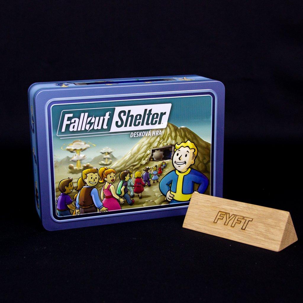 Fallout Shelter: Desková hra (Blackfire)
