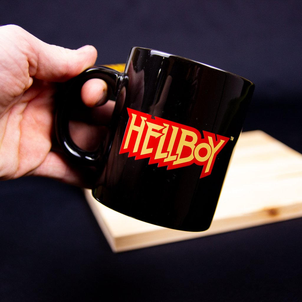 Hellboy hrnek (Dark Horse)