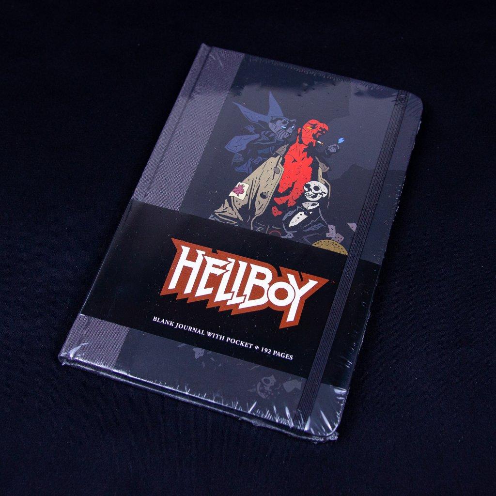 Hellboy zápisník (Dark Horse)