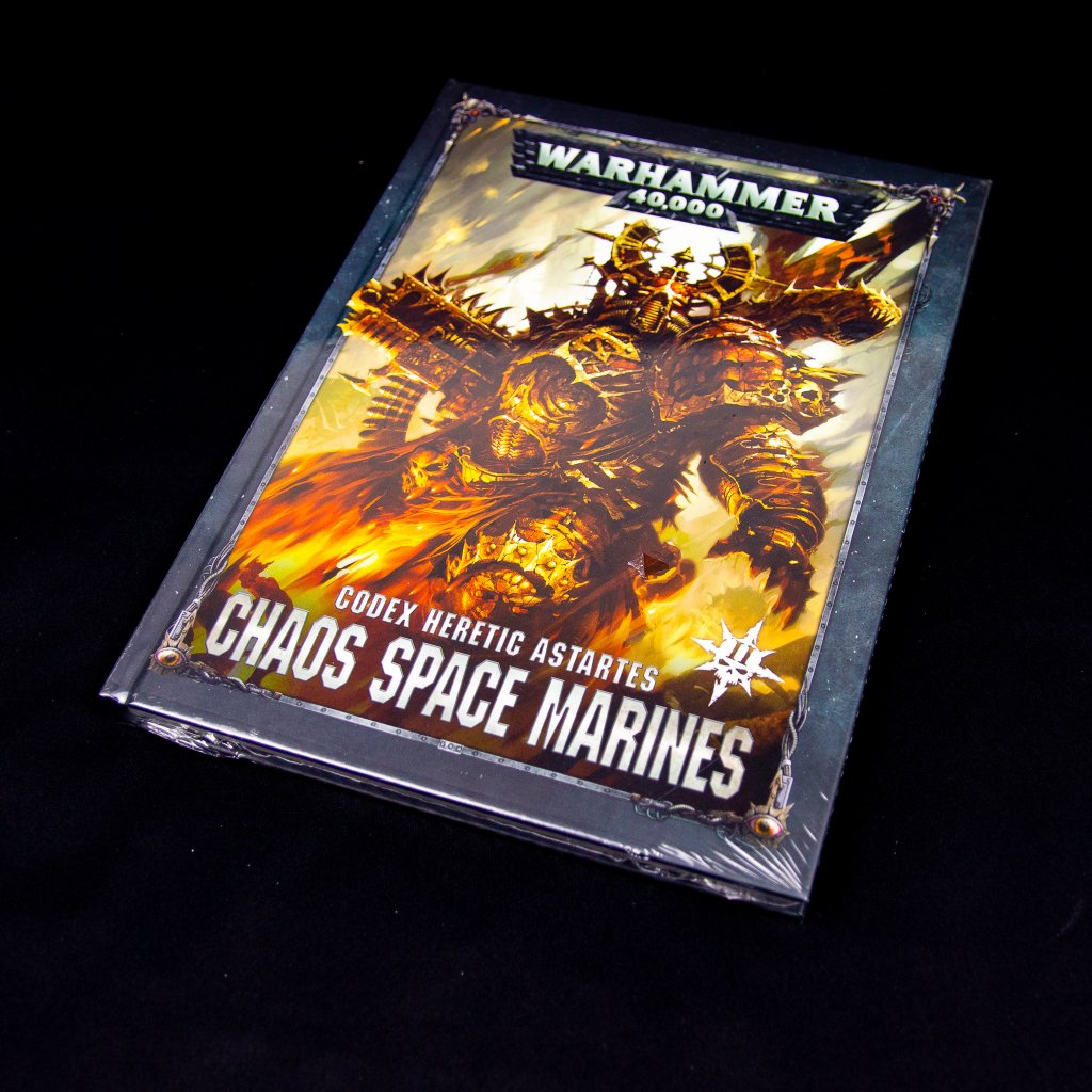 Warhammer 40000: Codex Chaos Space Marines 2
