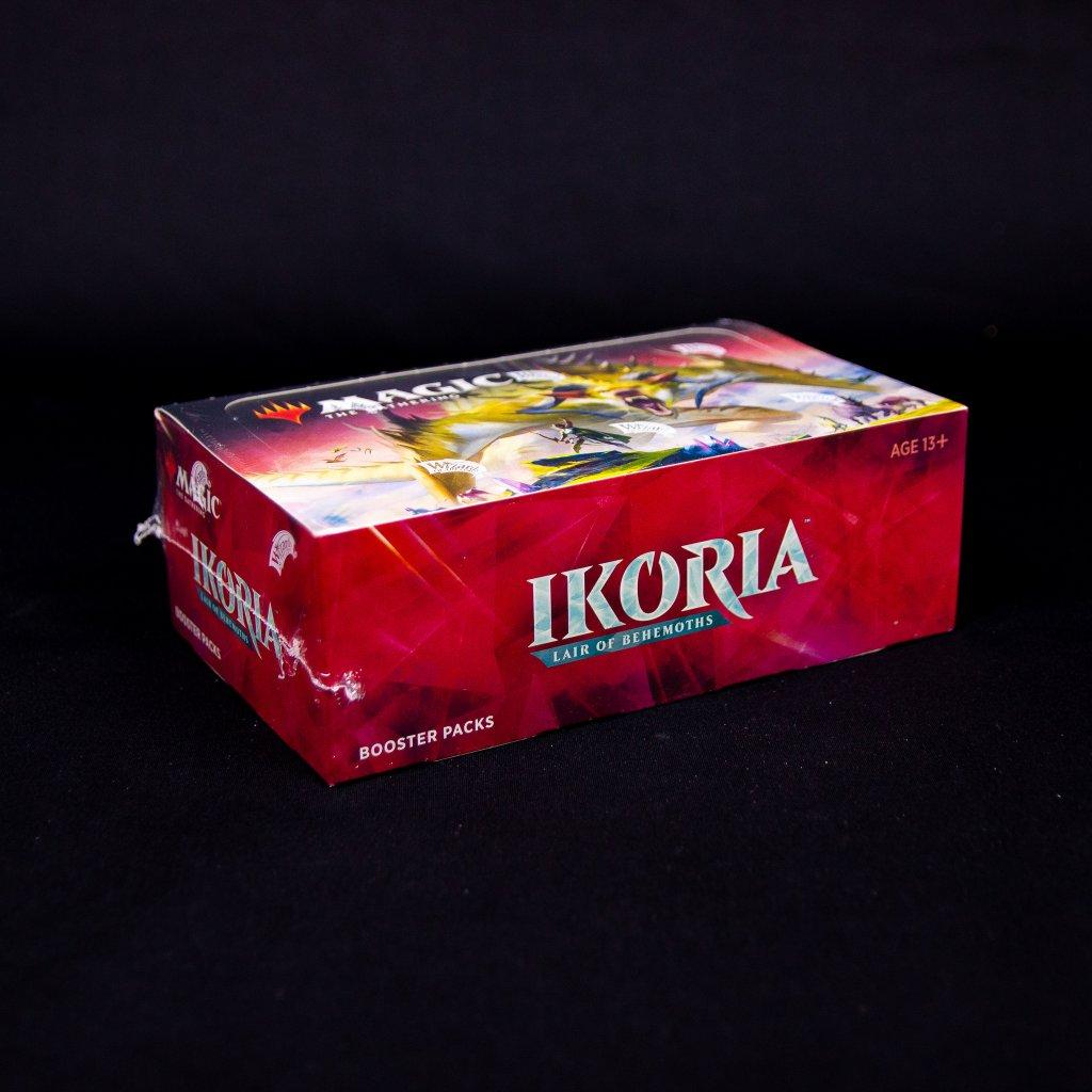 Ikoria: Lair of Behemoths MTG booster BOX (Magic: The Gathering)