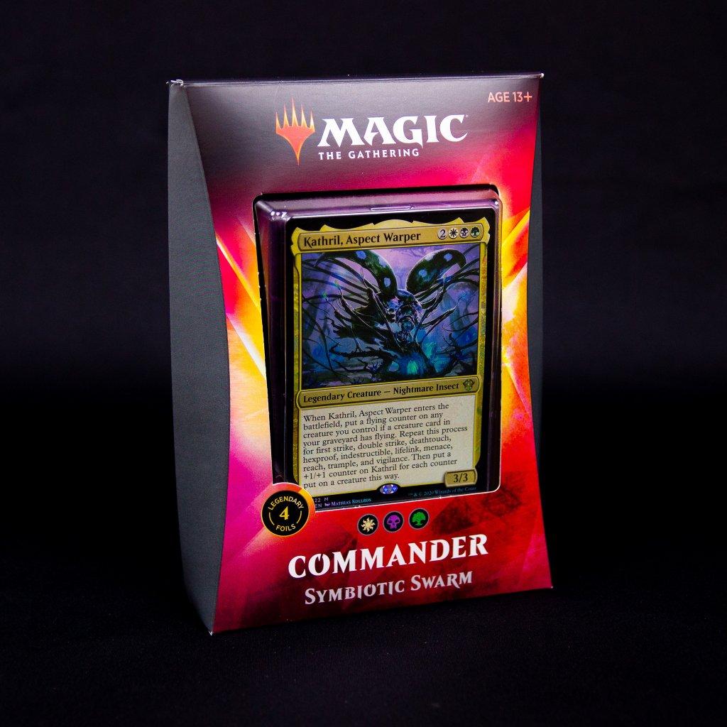 Symbiotic Swarm - Commander 2020 MTG (Magic: The Gathering)