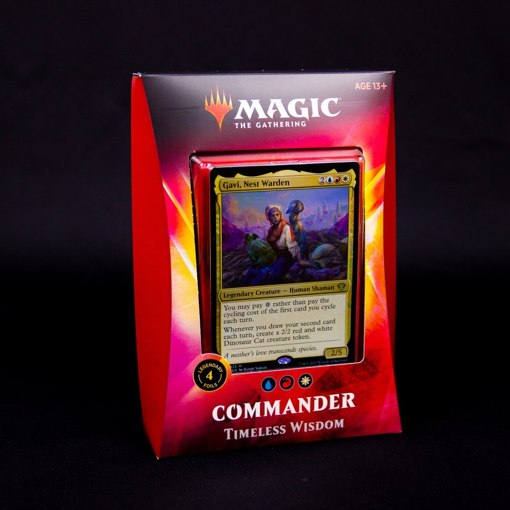 Timeless Wisdom - Commander 2020 MTG (Magic: The Gathering)
