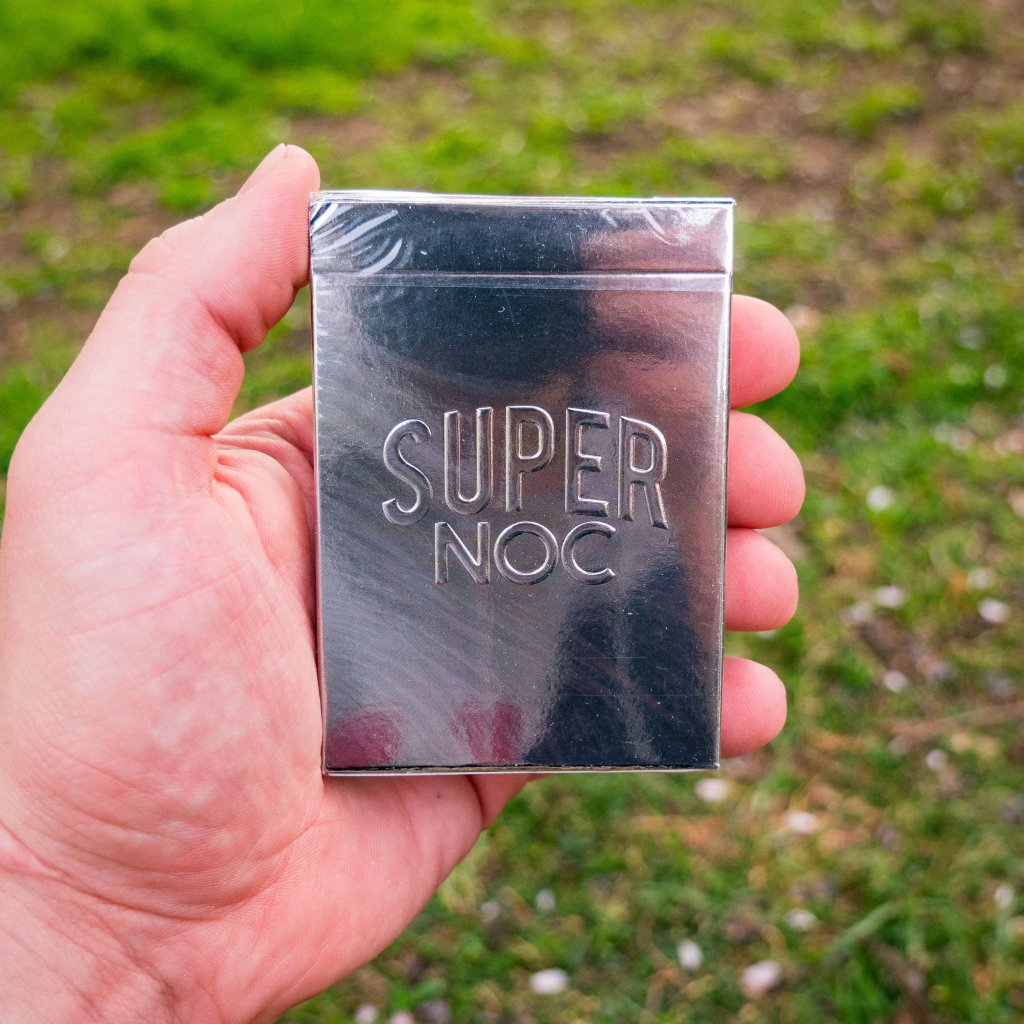 NOCs of Steel - Silver (HOPC)