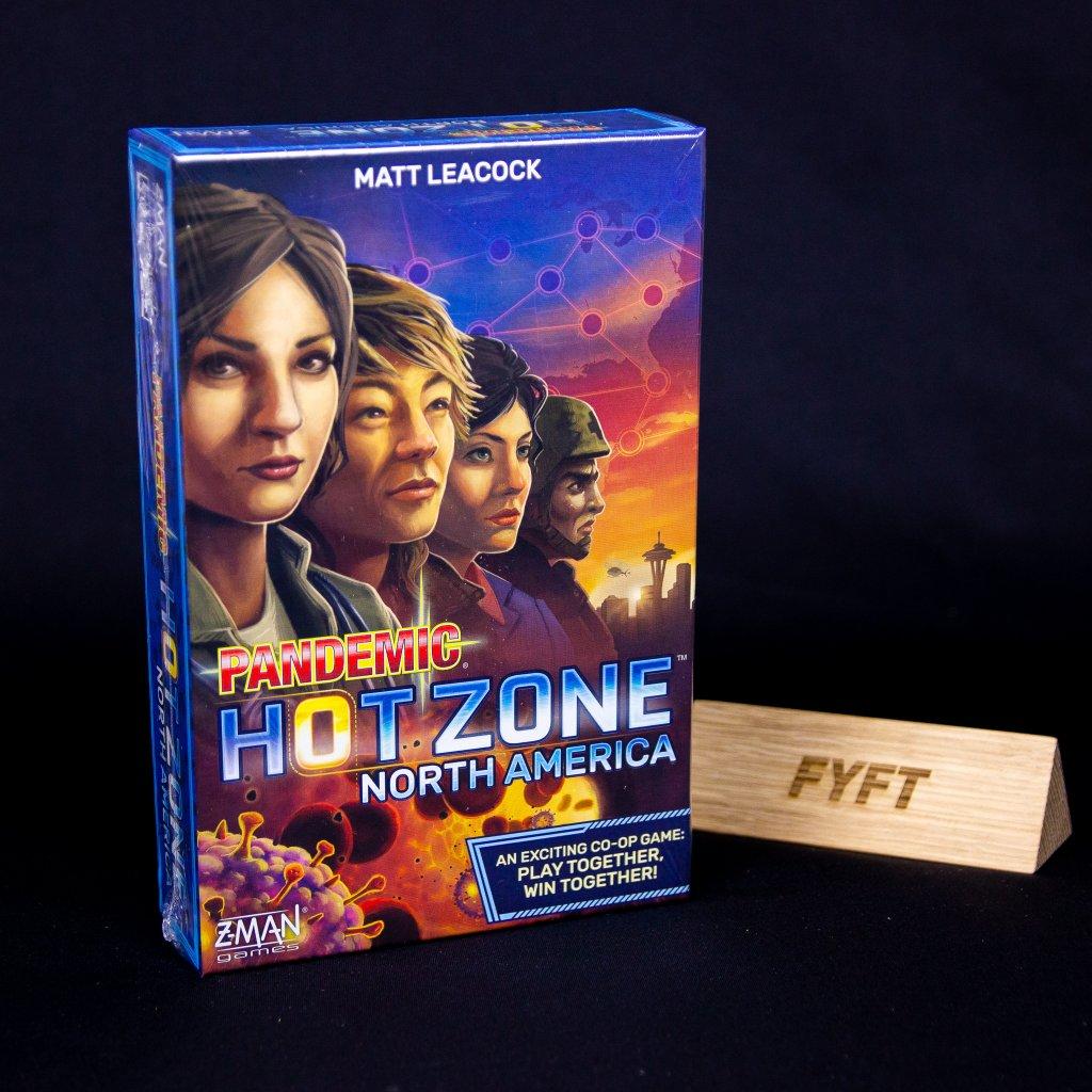 Pandemic: Hot Zone – North America - EN (Z-Man Games)