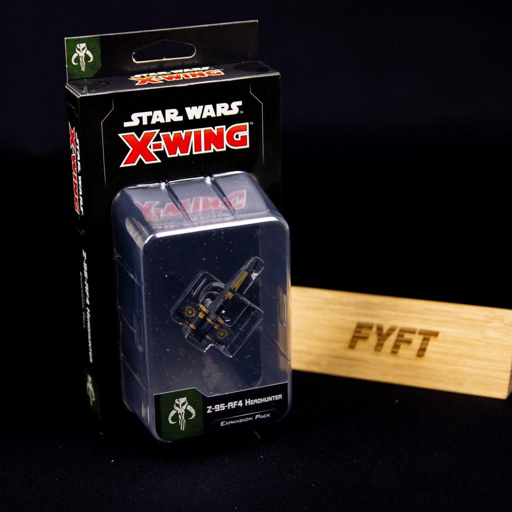 Star Wars X-Wing: Z-95-AF4 Headhunter - EN (FFG)