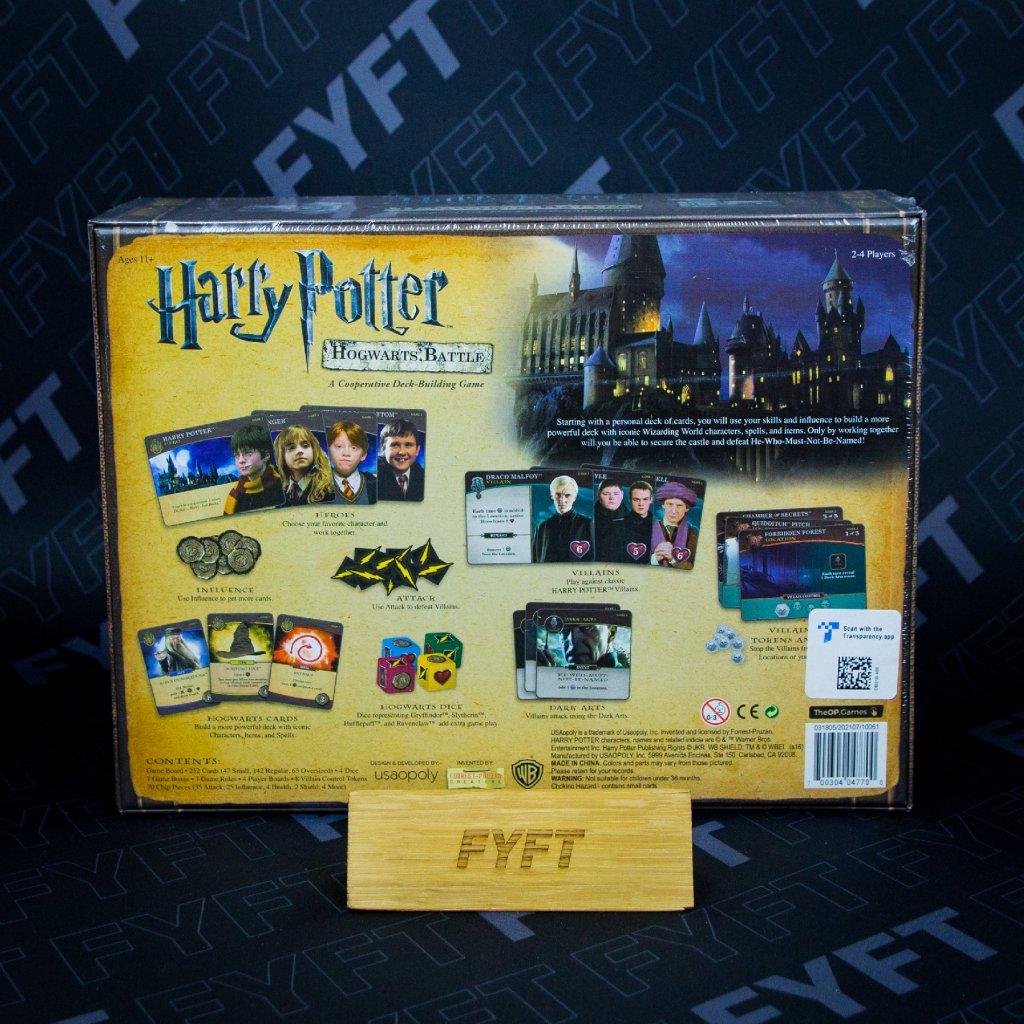 Harry Potter: Hogwarts Battle - EN (USApoly)