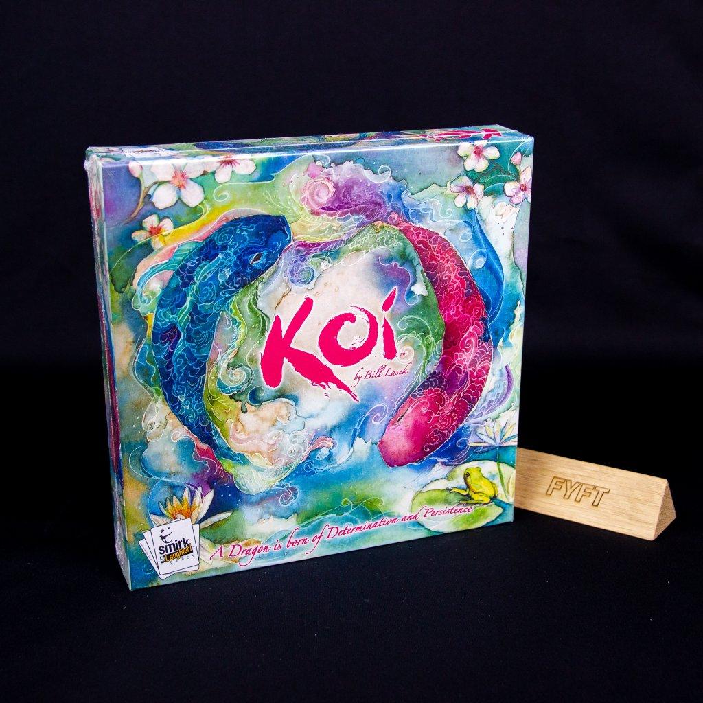 Koi - EN (Smirk & Dagger Games)