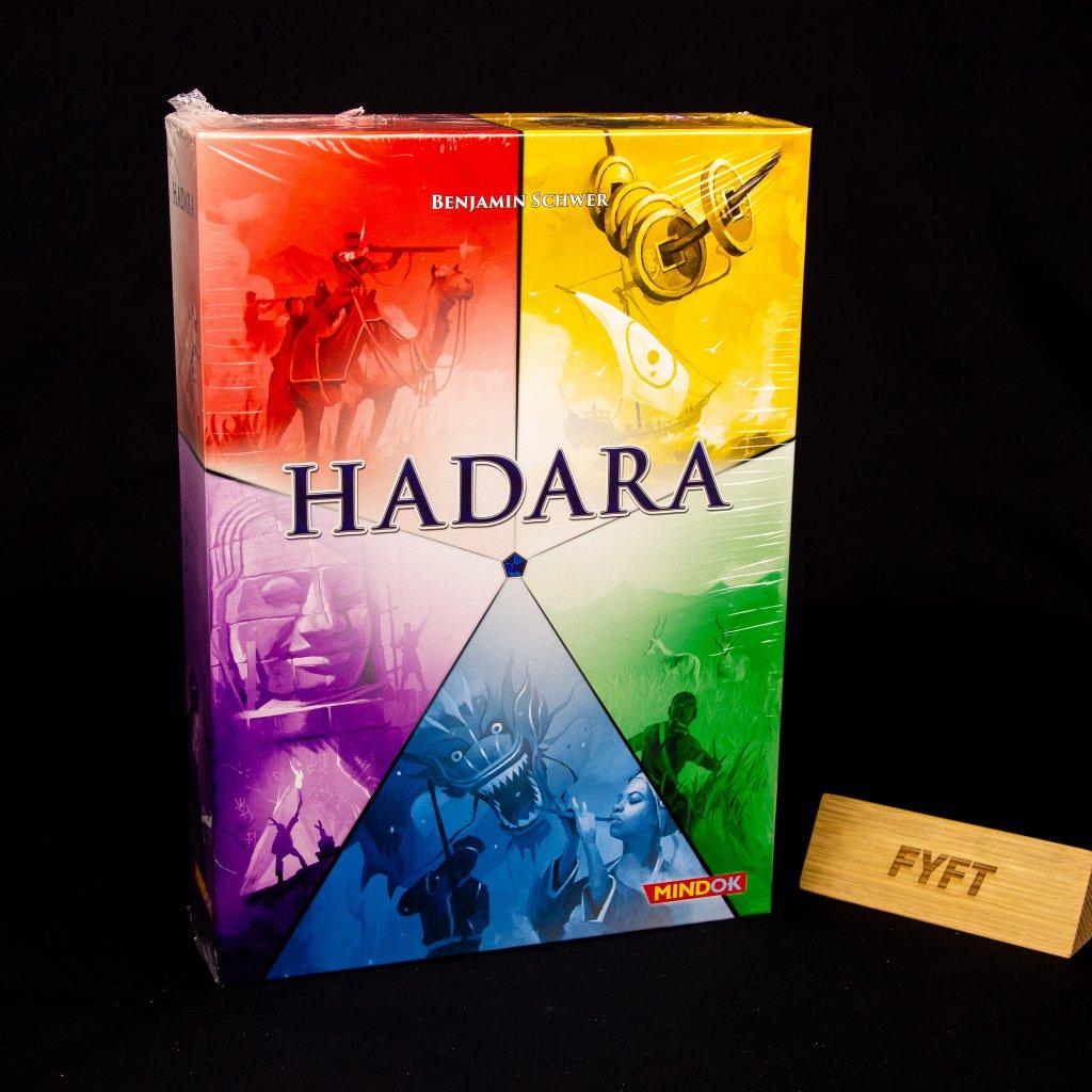 Hadara - CZ (Mindok)