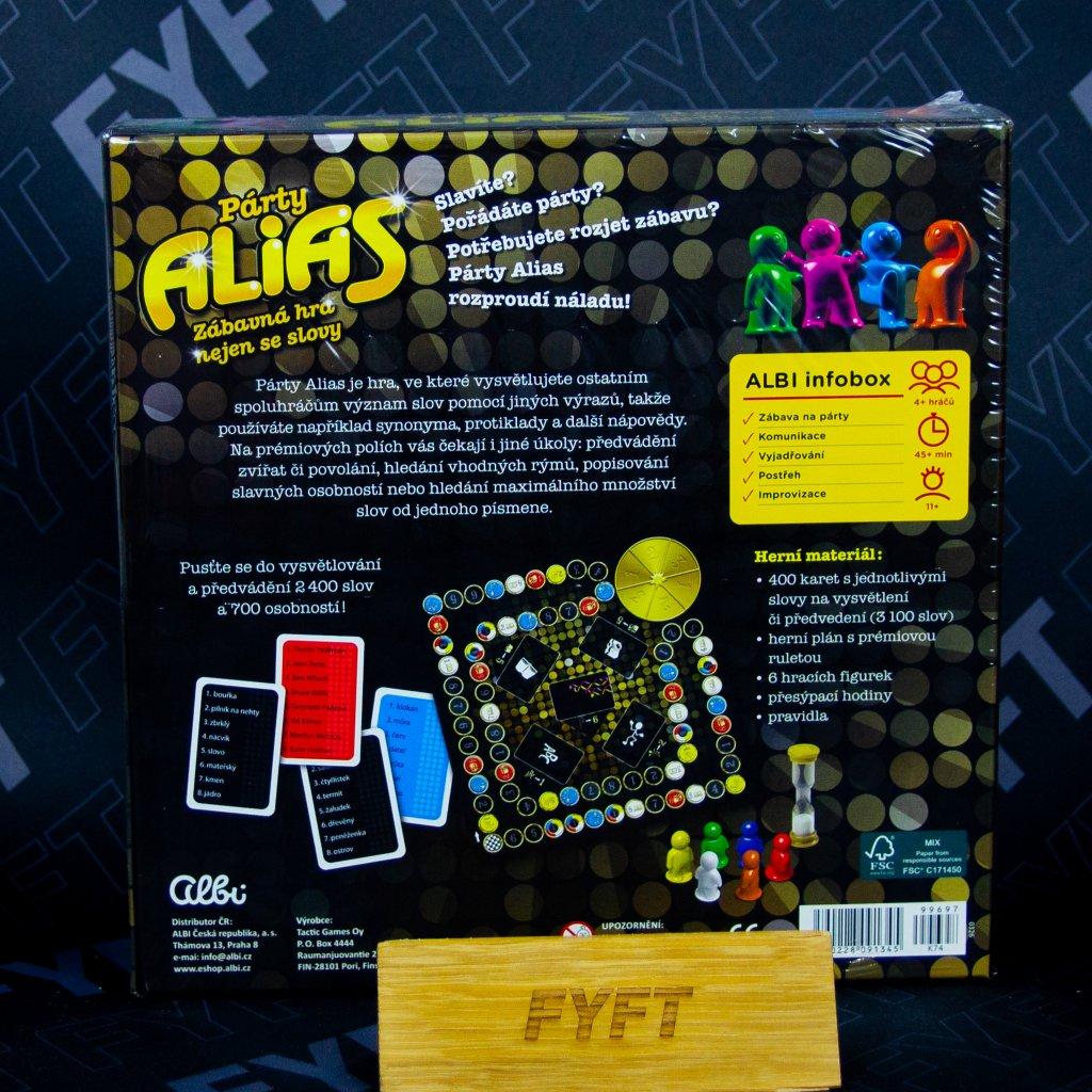 Párty Alias (Albi)