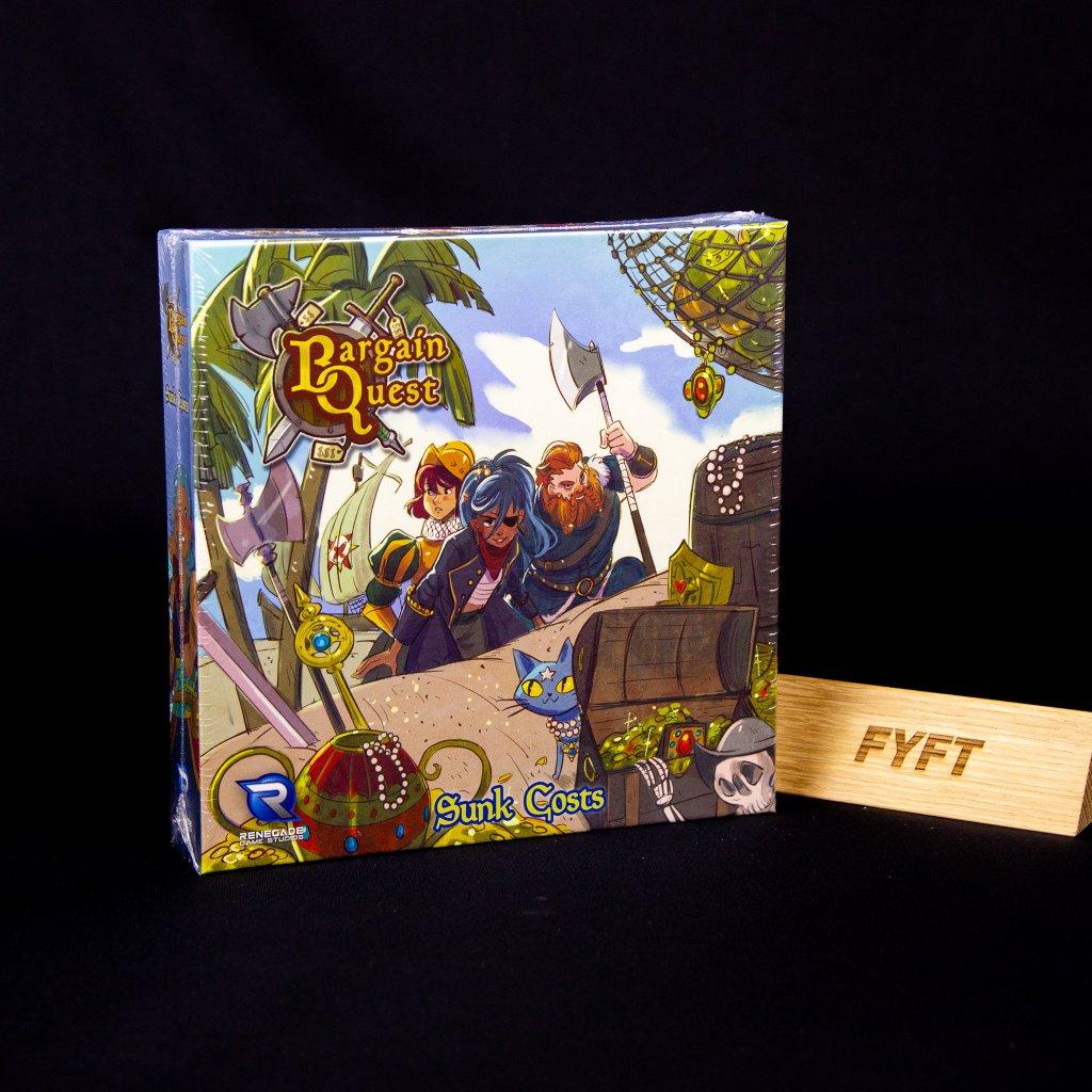 Bargain Quest - Sunk Costs - EN (Renegade Game)