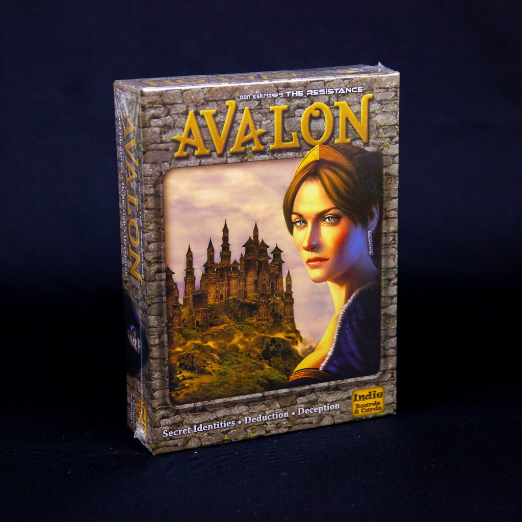 Resistance Avalon - EN (Indie Boards and Cards)