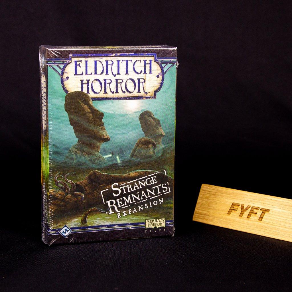 Eldritch Horror: Strange Remnants - EN (FFG)