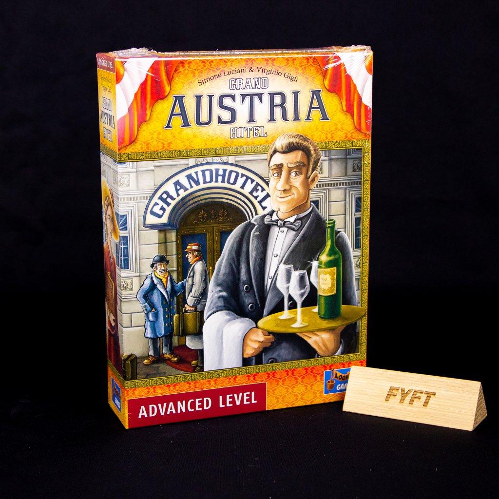 Grand Austria Hotel - EN (Lookout Games)