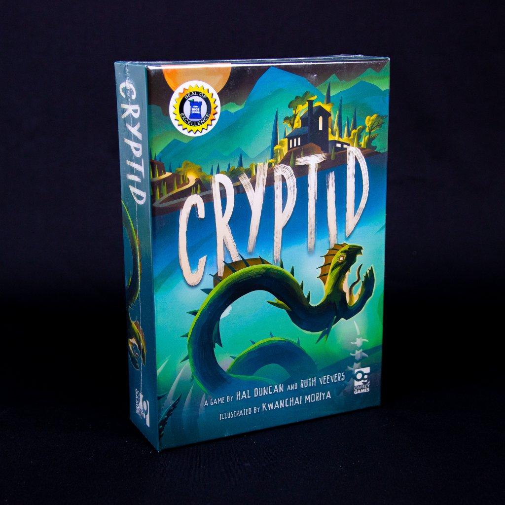 Cryptid - EN (Osprey Games)