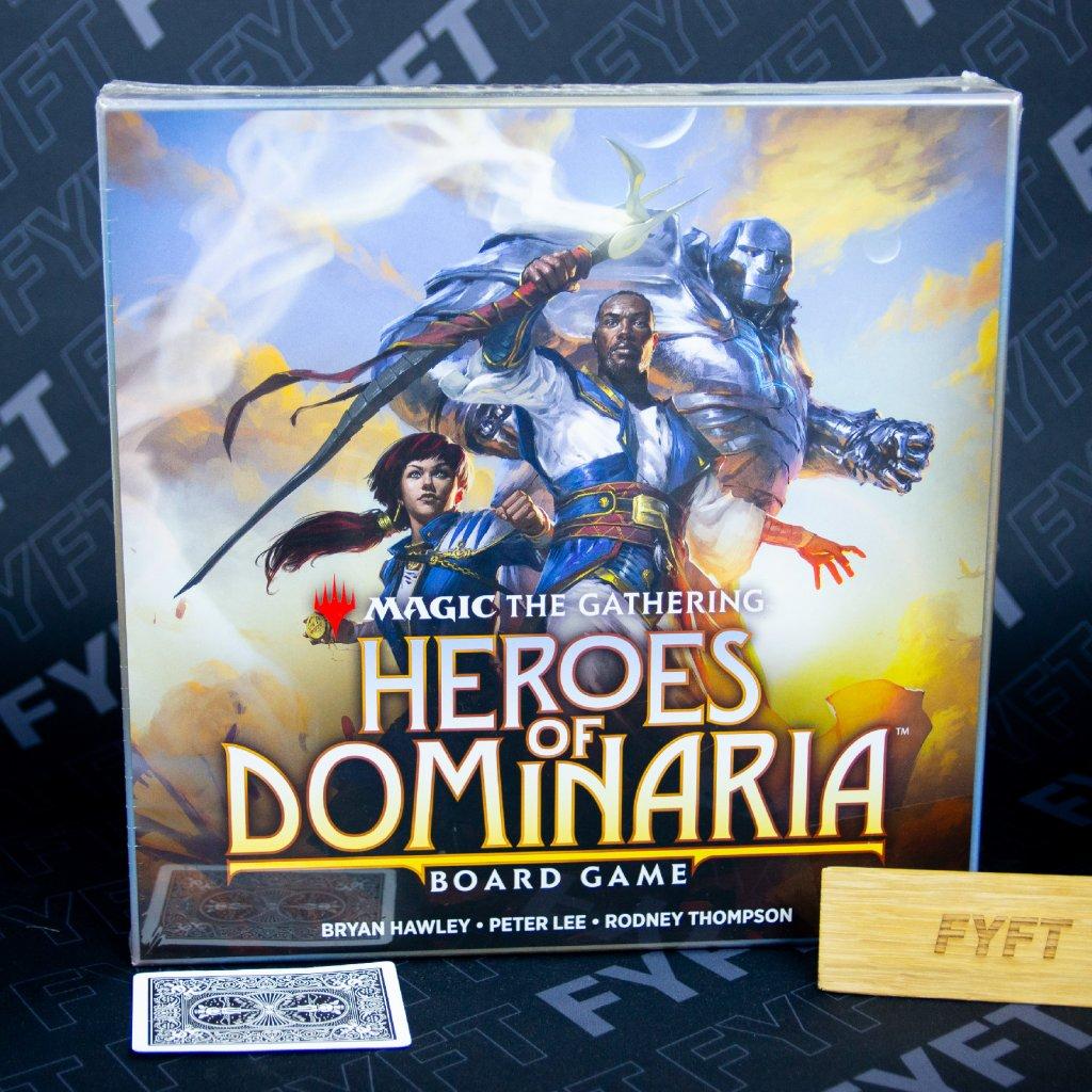 Heroes of Dominaria - EN (Magic: the Gathering)