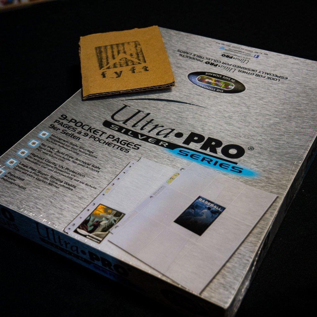 Ultra Pro stránky do alba 100 ks (Magic: The Gathering)