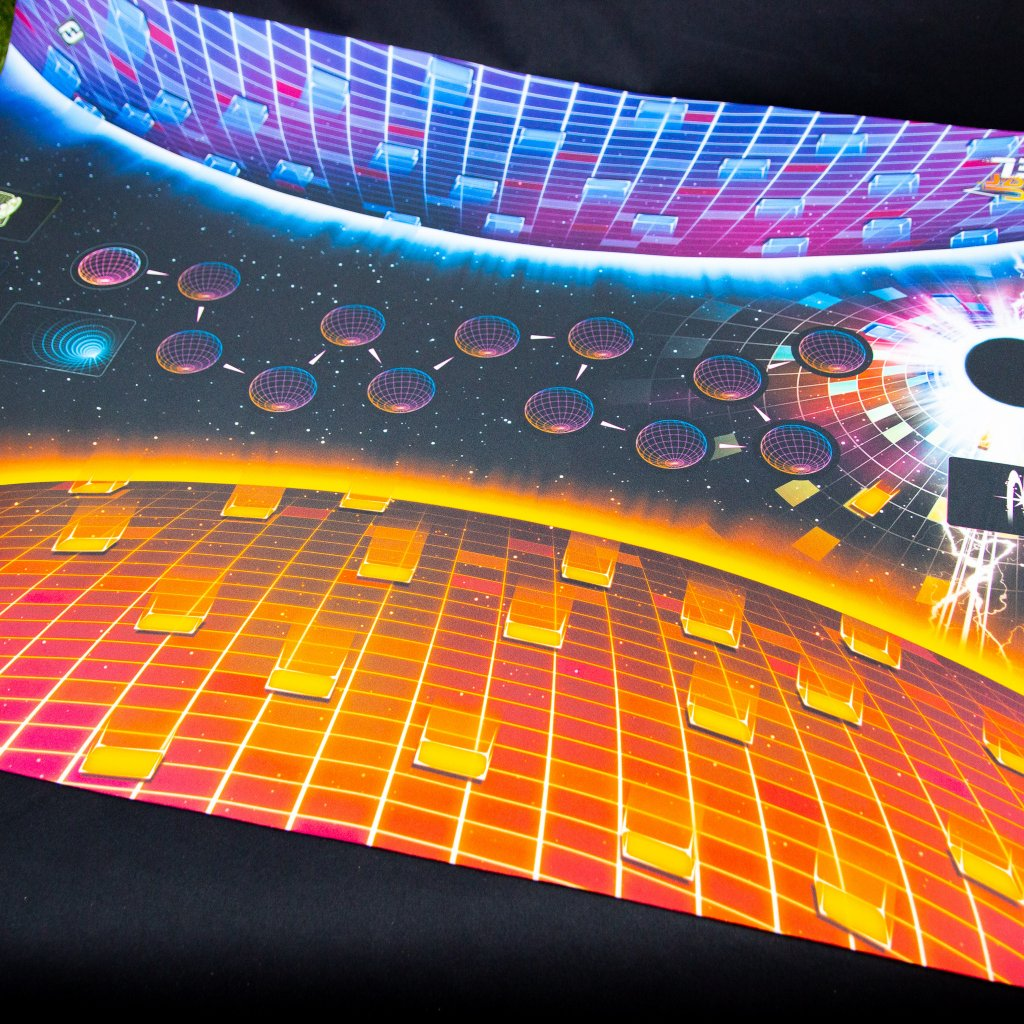 Cosmic Encounter Duel Gamemat - EN (FFG)