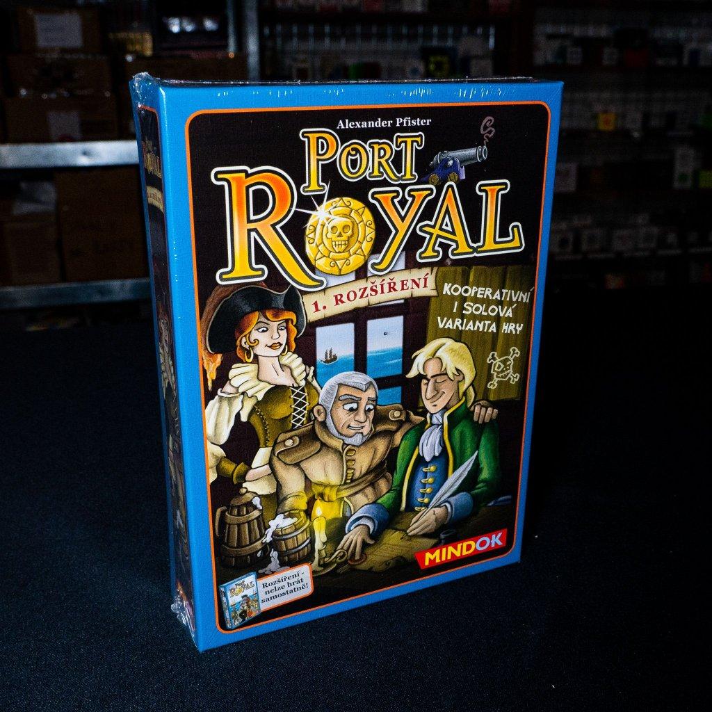 Port Royal: 1. rozšíření - Kontrakt (Mindok)