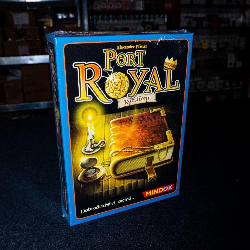 Port Royal: Dobrodružství začíná (Mindok)