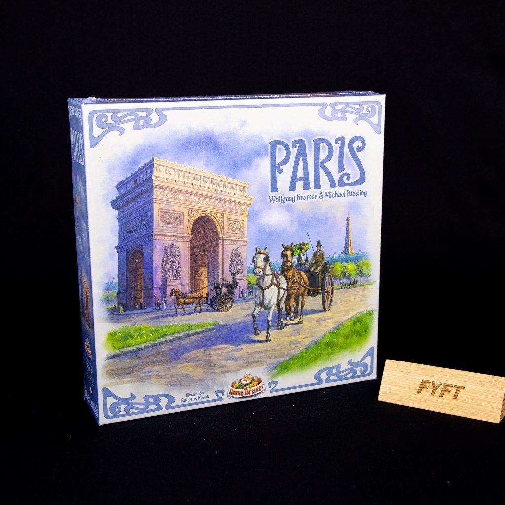 Paris - EN (Game Brewer)