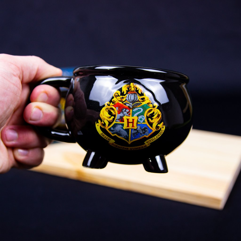 Harry Potter hrnek - kotlík 3D (GBeye)