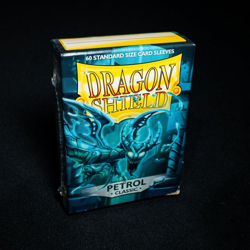 Petrol Classic (60ks) - Dragon Shield obaly na karty