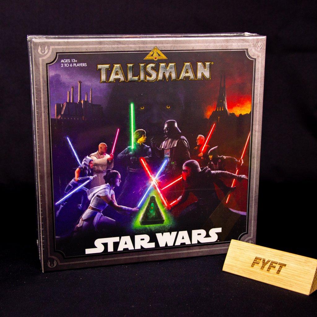 Talisman: Star Wars - EN (USAopoly)