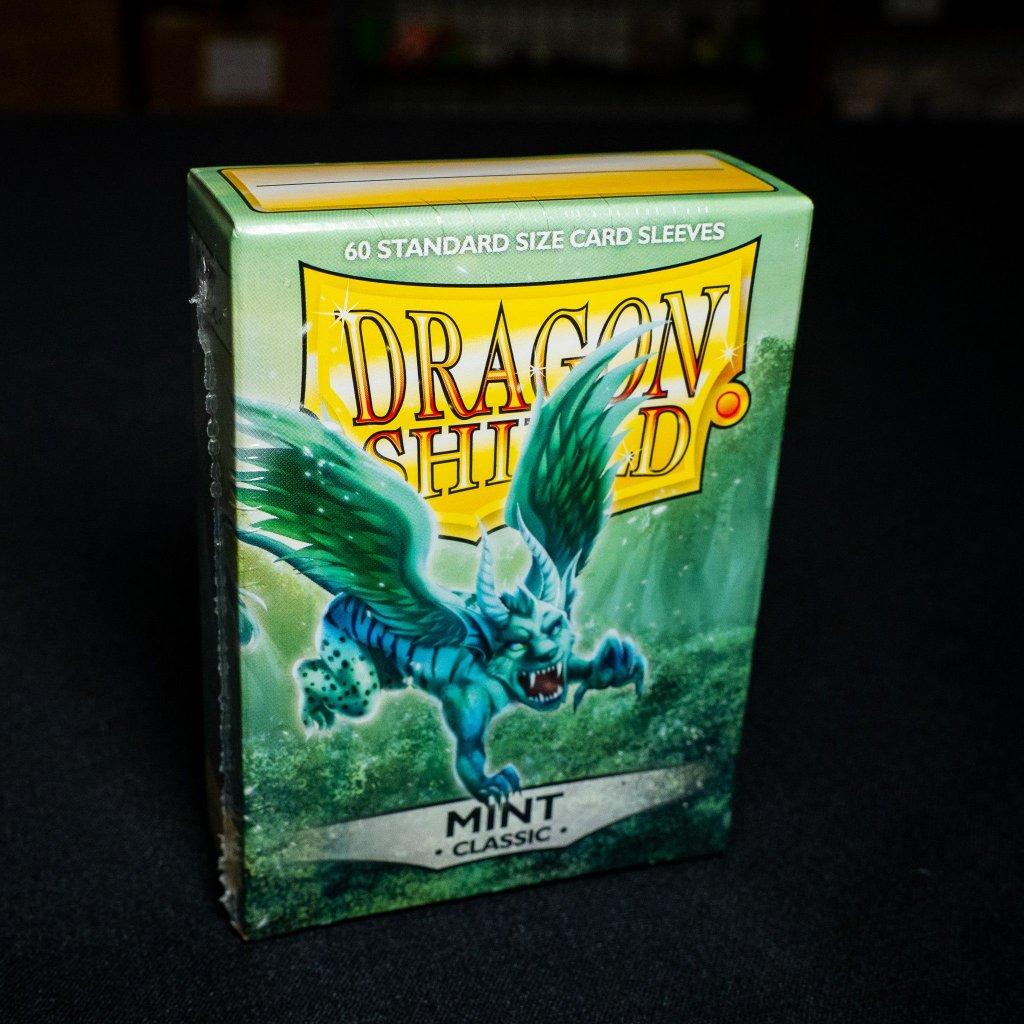 Mint Classic (60ks) - Dragon Shield obaly na karty