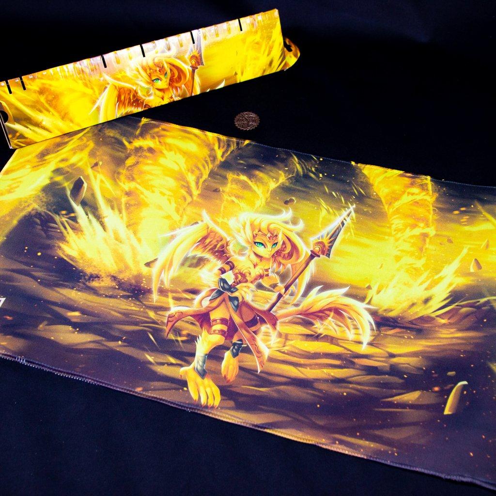MTG podložka - playmat Dorna Transformed (Dragon Shield)