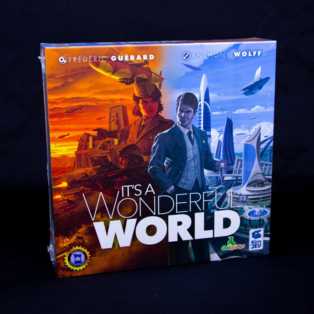 It's a Wonderful World CZ/EN (La Boite de Jeu)