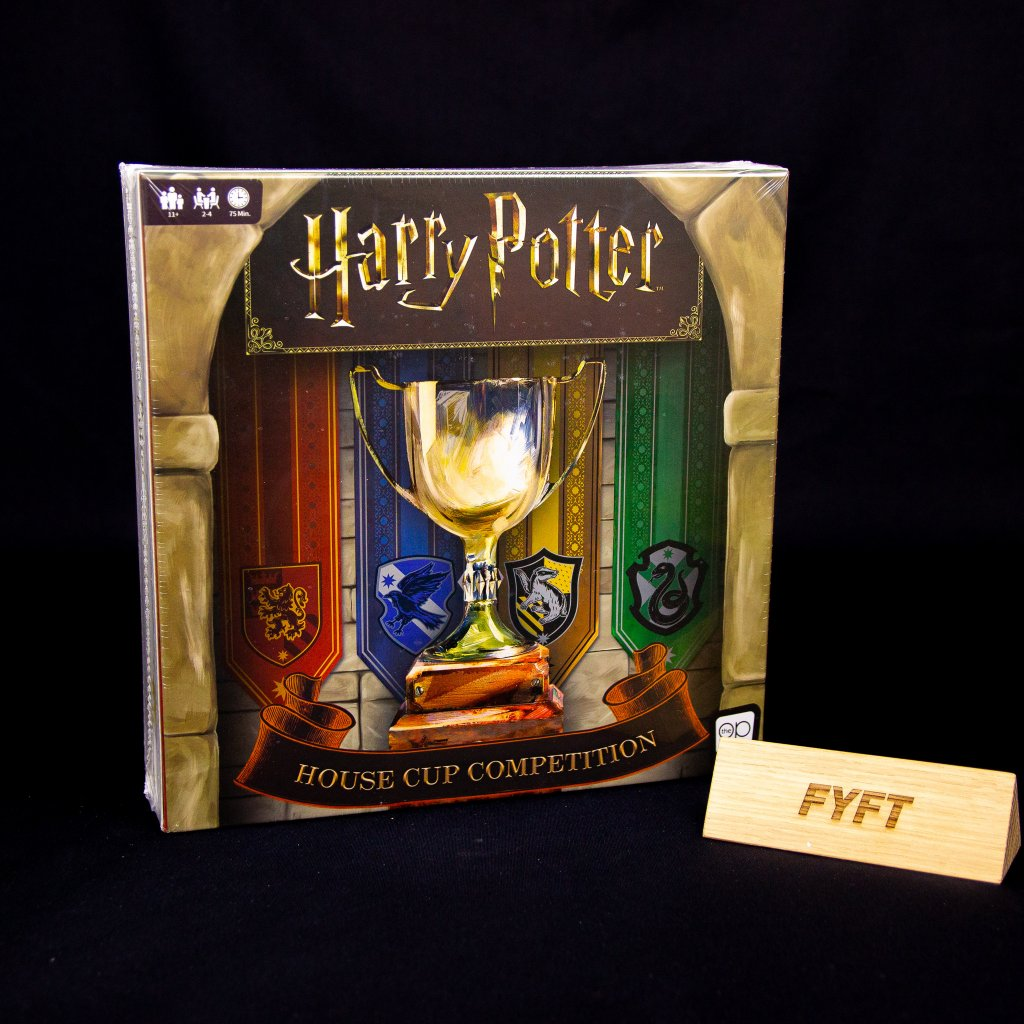 Harry Potter: House Cup Competition - EN (USApoly)