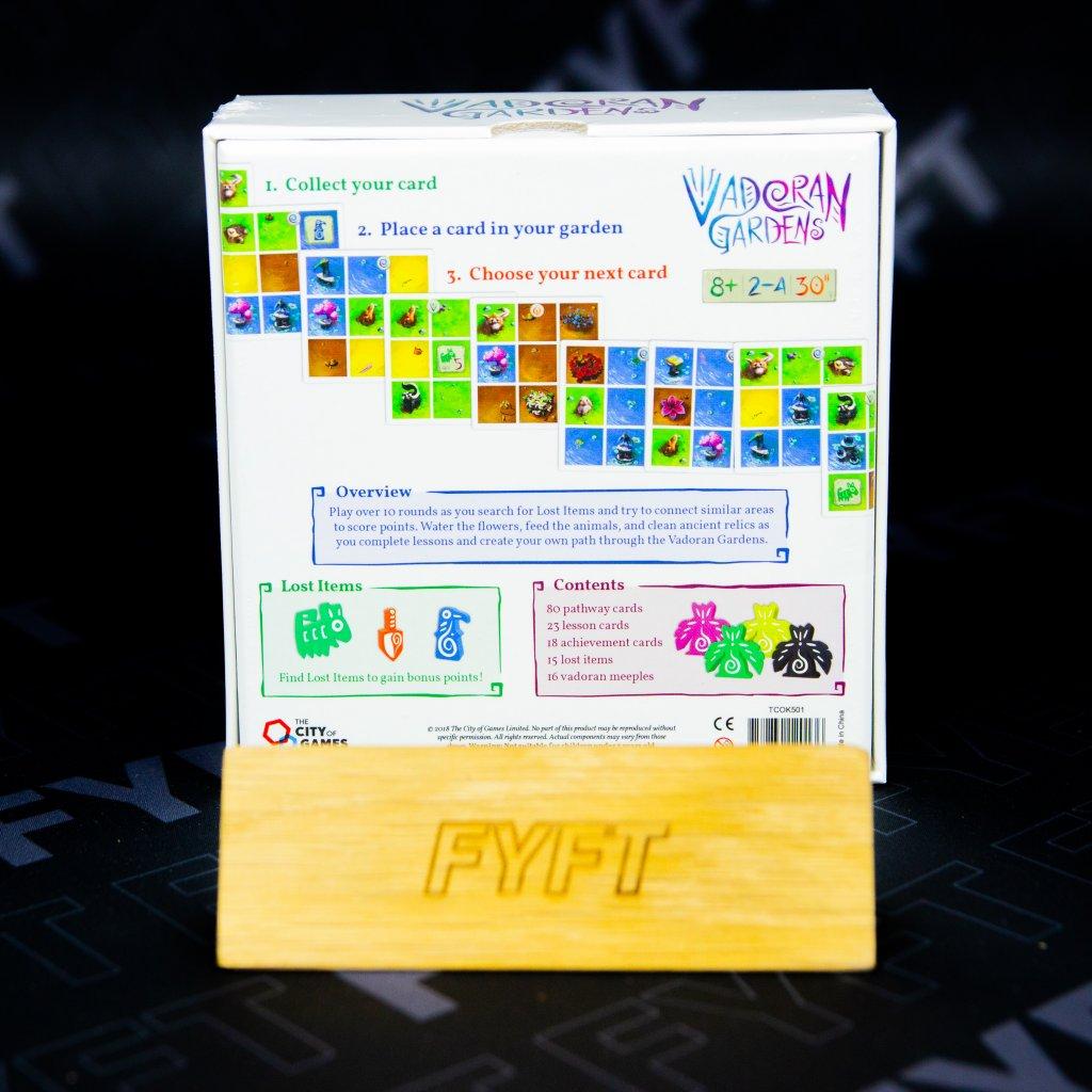 Vadoran Gardens - EN (City of Games)