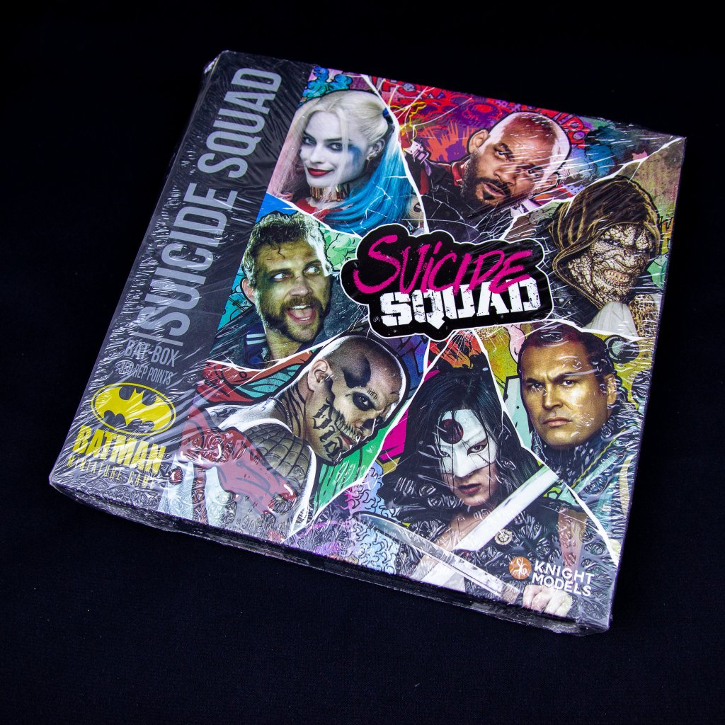 BMG: Suicide Squad - Bat Box (Knight models)