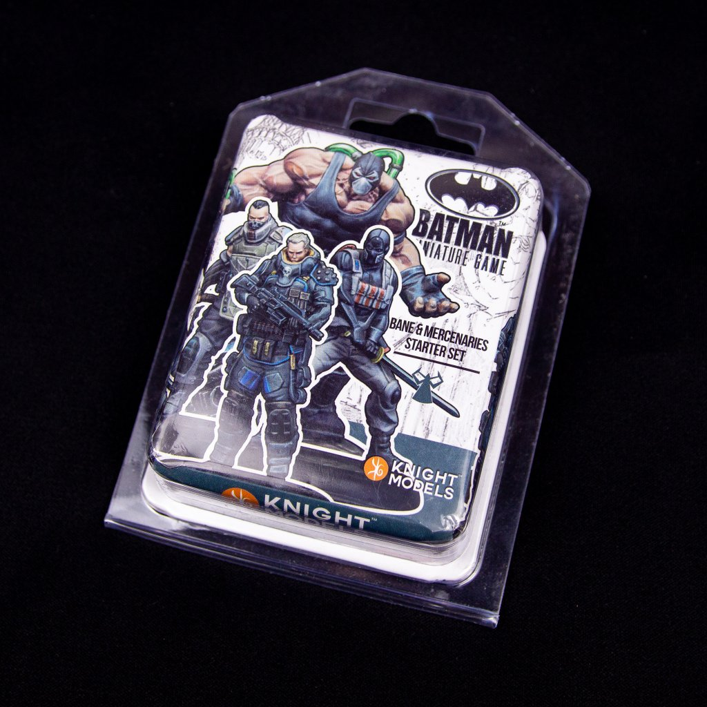 BMG: Bane and Mercenaries - Starter Set (Knight models)