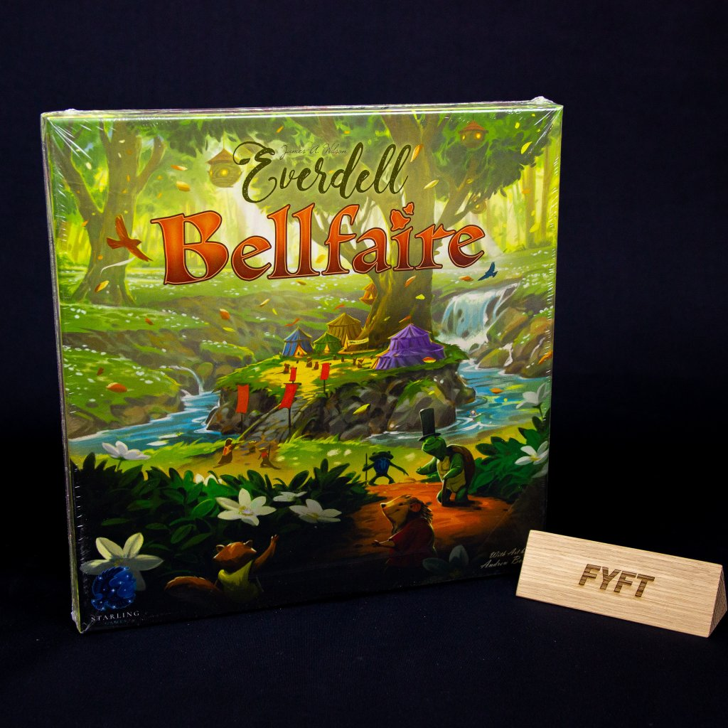 Everdell: Bellfaire - EN (Starling Games)