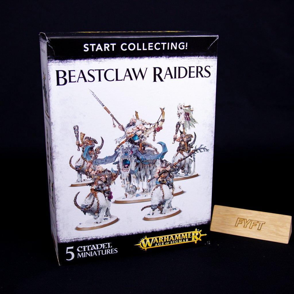 Warhammer: Age of Sigmar - Start Collecting! Beastclaw Raiders